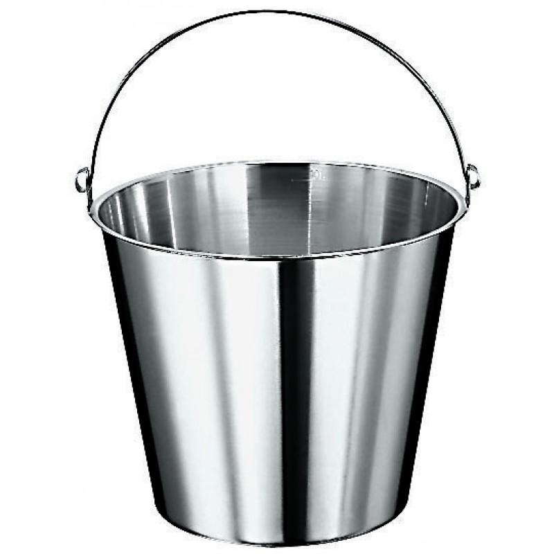 Secchiello graduato acciaio inox accessori cucina paderno for Accessori cucina acciaio